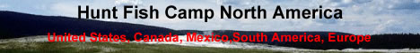 Hunt Fish Camp North America
